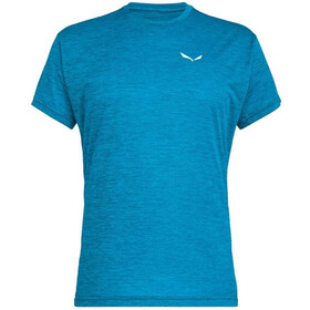 SALEWA Puez Melange Dry T-shirt Heren, blauw